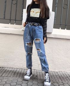 125 outstanding grunge outfits ideas for women – page 1 Aesthetic Grunge Outfit, Aesthetic Fashion, Aesthetic Clothes, Look Fashion, Aesthetic Girl, Aesthetic Rooms, Aesthetic Women, Fitness Aesthetic, Aesthetic Vintage
