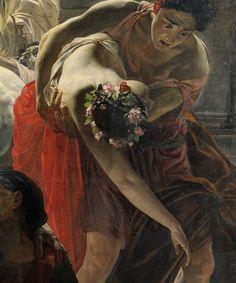 Karl Brullov - The Last Day of Pompeii