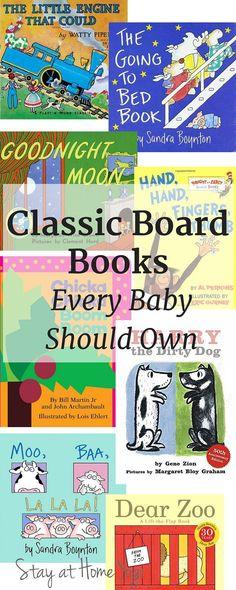 classic board books