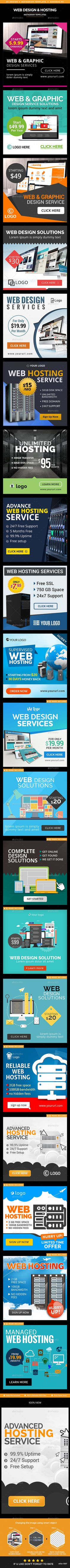 Web Design Hosting Instagram Template 20 Design Template Psd Download Here Http