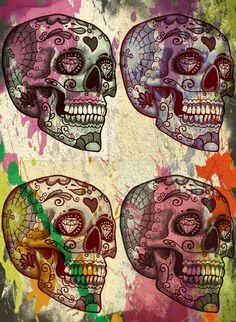 Skulls by effect4effect