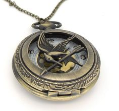 The Hunger Games Mockingjay Watch:Amazon.co.uk:Jewellery
