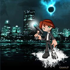 Chibi Erica, by Matthew Beers. Chibi, Doodles, Fan Art, Artist, Anime, Artists, Cartoon Movies, Anime Music, Animation