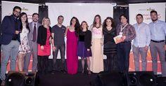 II Edición de la Voz de Boiron! El equipo Boiron junto a nuestra Voz del 2015 y la ganadora del año pasado que cede el testigo.