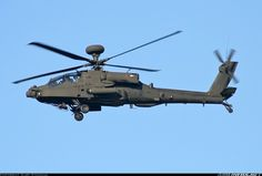 Westland WAH-64D Apache Longbow AH1 - Reino Unido - Ejército | Foto de la aviación # 0970516 | Airliners.net
