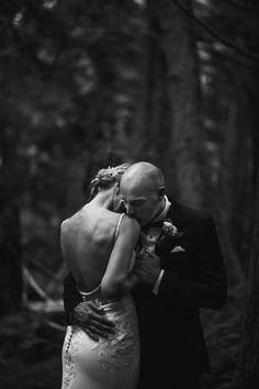 Romantic forest portraits taken on the Sunshine Coast, BC Canada by Laura Olson Photography Elope Wedding, Destination Wedding, Sunshine Coast Bc, Boudoir Photographer, Elopements, Intimate Weddings, Traditional Wedding, Wedding Portraits, Canada