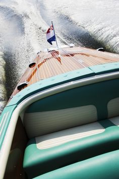Oh my Riva Tritone! I dream of you :)