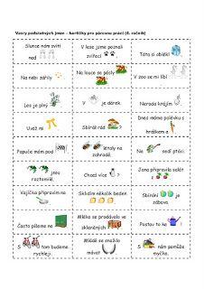 Worksheets, Language, Bullet Journal, Teaching, Education, School, Montessori, Image, Sewing