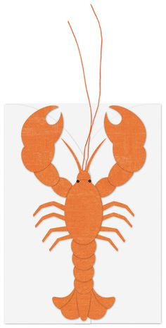Lobster could make a funky skirt applique