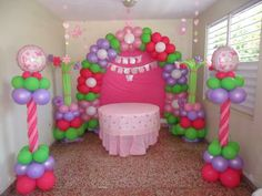 girl baby shower decorating ideas | Carter's Baby Girl Baby Shower Party Supplies, 30690