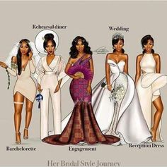 Bride Style Wedding Day Wedding Planner Your Big Day Weddings Wedding Dresses Wedding Bells Wedding Cake Wedding Goals, Wedding Attire, Wedding Day, Wedding Events, Here Comes The Bride, Dream Wedding Dresses, Bridal Style, African Fashion, Wedding Inspiration