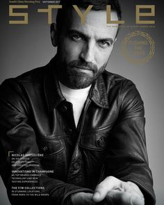 STYLE hits shelves today!  IN THIS ISSUE: . . . We talk to @louisvuitton creative director @nicolasghesquiereofficial . . . How Champagne houses like @krugchampagne are innovating to contend with new challenges . . . Follow our journey on LAustral to the most remote corners of #Russia ------------------- Follow STYLE on Instagram: http://ift.tt/2m1jCqe . . . And read all stories online: http://ift.tt/2vNnvQU . . . #glossy #mag #style #fashionmag #fashion #luxurygoods #luxury #lifestyle…