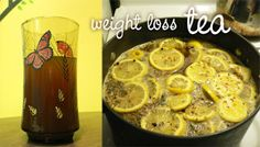 Cleansing Tea for Weight Loss and Rejuvenation