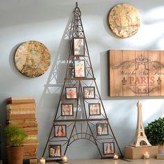 Eiffel Tower 10-Opening Collage Frame | Kirklands