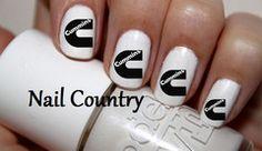 50pc Cummins Logo Nail Decals Nail Art Nail Stickers Best Price  NC433