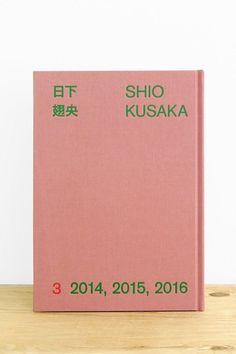 karmakarmanyc: Shio Kusaka KARMA New York 2016 96 pages...