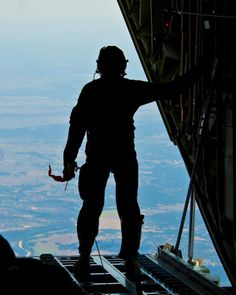 C-130 - The best view in the ship