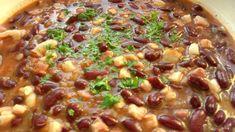 Chili, Beans, Soup, Vegetables, Youtube, Chili Powder, Chilis, Beans Recipes, Veggies
