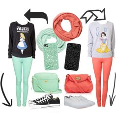 """""""Just because I cannot see it, doesn't mean I can't believe it!"""" by lena1612 ❤ liked on Polyvore"""