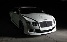 Bentley Continental Coupe Vorsteiner 2012