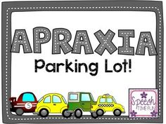 Apraxia Parking Lot