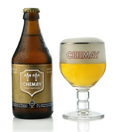 Chimay Dorée beer