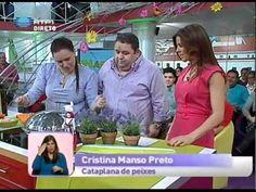 Receita: Cataplana de peixes -- Praça da Alegria - YouTube Cristina, Youtube, Angler Fish, All Recipes, Pisces, Joy, Youtubers, Youtube Movies
