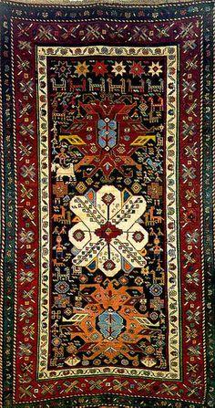 Caucasus, Armenian - Yerevan_Rug_19c