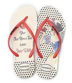 8232ed943 Havaianas Slim Princess Flip Flops  Dillards Flipping