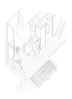 Bonell + Doriga - reforma d'un pis en l'edifici Fregoli