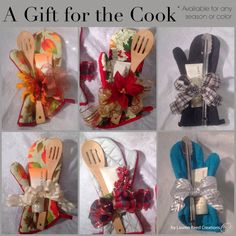 A Gift for the Cook *For any season or color. (available in Peach & Fragrance-Free)  $13