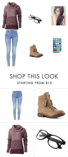"""""""I want to be a nerd."""" by meyou-ii ❤ liked on Polyvore featuring G-Star and Royal Robbins"""