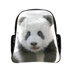 Panda Bear Multi-Pockets Backpack. FREE Shipping. FREE Returns. #lbackpacks #panda