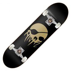 Board complète ANTIZ Pirate gold 8.25 pouces 89,00 € #skate #skateboard #skateboarding #streetshop #skateshop @playskateshop