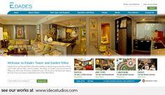 web design by ideo studios Client: Rockwell Land Creative Design, Web Design, Garden Villa, Advertising Agency, Design Development, Seo, Digital Marketing, Studios, The Unit