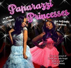 Check ou this article on MTV.com abot Bria and Reginae's New Book Pararazzi Princesses