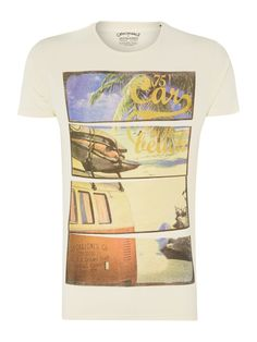 Jack & Jones Camper Van Graphic T-Shirt > http://hofra.sr/xkR9D #houseoffraser #hofbrandevent