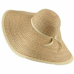 Lindo sombrero de playa