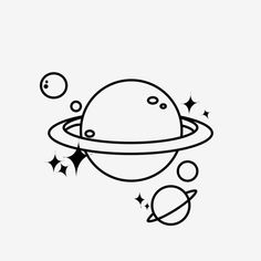 simple planet combination,black and white combination,stick figure,simple planet,planet combination,black and white planet,simple small tattoo,planet clipart Space Drawings, Mini Drawings, Cute Easy Drawings, Art Drawings Sketches, Doodle Drawings, Black And White Art Drawing, Planet Drawing, Planet Tattoos, Easy Doodle Art
