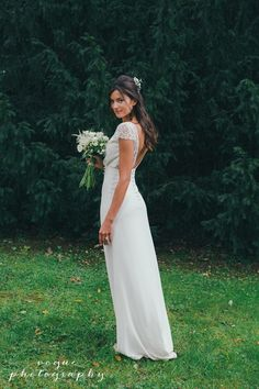 Laure de Sagazan bride wedding dresses French designer