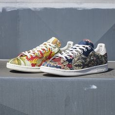"Pharrell Williams x adidas Stan Smith ""Jacquard"""