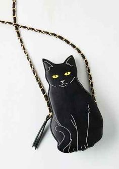 This black cat bag — $39.99
