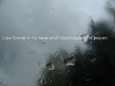 my never - blue october