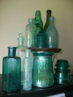 Antique Glass!
