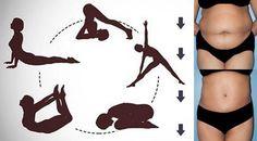 5 cviků jógy, které vyformují i to nejnepodařenější břicho