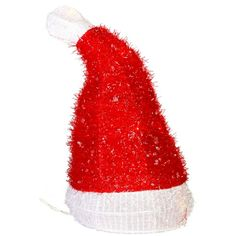 Pre-Lit Shimmering Red and White Santa Hat Christmas Tree Topper - Clear Beautiful Christmas Trees, Christmas Tree Themes, Christmas Books, Christmas Tree Toppers, Xmas Decorations, Christmas Traditions, All Things Christmas, Christmas Tree Ornaments, Christmas Time