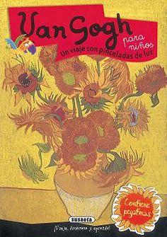 Un viaje lleno de luz por los caminos de Francia. Un libro del gran Vincent Van Gogh, con muchas actividades y pasatiempos, y numerosos cuadros seleccionados entre los más conocidos del artista. Incluye una biografía para niños y muchas curiosidades, descripciones y explicaciones del arte de este célebre pintor. Además, contiene pegatinas para jugar, observar y divertirse.