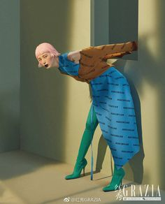 Dinosaur Stuffed Animal, Fashion Photography, Lion Sculpture, Poses, Statue, Animals, Color, Outfits, Art
