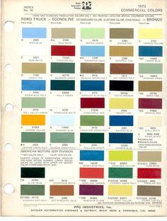 auto paint codes | Correct Dash (metal) color for Fathom ...