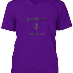 unisex goodhuman is balanced